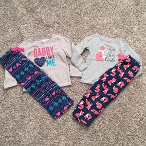 Carters Pajama Sets